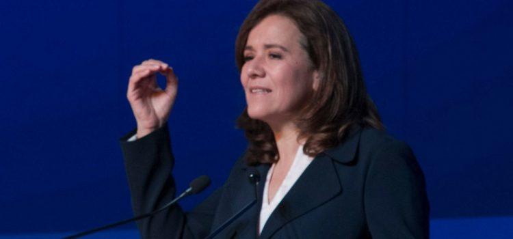 Margarita Zavala desmiente supuesta detención de su hijo en EU