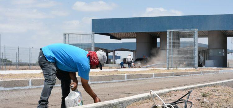 Mejora Ayuntamiento de Cajeme infraestructura del PITAM para atraer nuevas inversiones