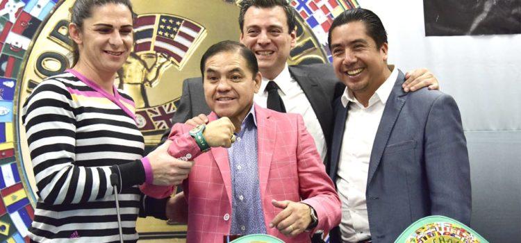 Mantendrá la CONADE estrecha colaboración con el CMB en beneficio del deporte en México: Ana Gabriela Guevara