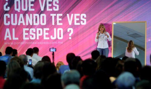 """Inicia Gobernadora programa """"Ponte Frente al Espejo"""" para atender salud emocional de los sonorenses"""