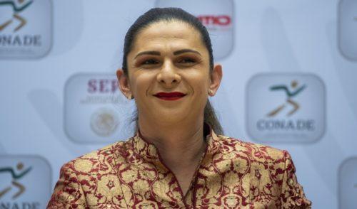 Ana Gabriela Guevara se recupera satisfactoriamente de operación