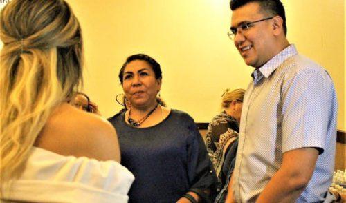Es Benita Aldama nueva Alcaldesa de Bácum