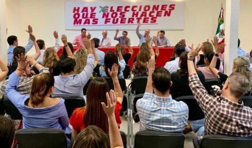 Va PRI Sonora por cero gastos en elección para dirigente nacional: Ernesto De Lucas