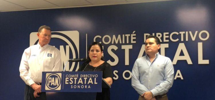 Presentará Diputada Federal del PAN Punto de Acuerdo por Seguridad en Sonora