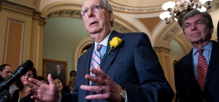 Senadores republicanos se niegan a imponer aranceles a México