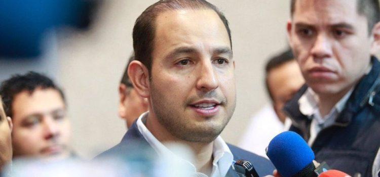 PAN alcanzó el triunfo en Aguascalientes, Durango, Quintana Roo y Tamaulipas: Marko Cortés