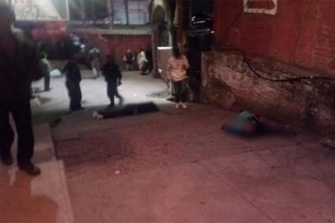 Riña deja 4 muertos entre ellos una mujer en Chimalpa