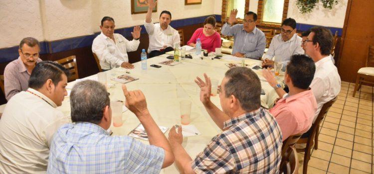 Reconoce alcalde Sergio Mariscal buen manejo financiero en el Rastro Municipal