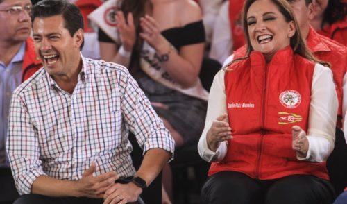 El PRI niega presiones de Enrique Peña Nieto en el proceso interno