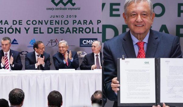 Empresarios pedimos a AMLO certidumbre y un alto a mensajes polarizantes contra la IP: Gustavo de Hoyos