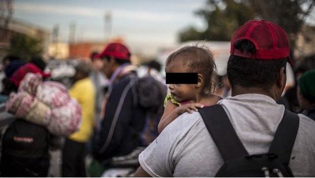 De ser necesario, daremos la nacionalidad mexicana a niñas y niños migrantes: AMLO