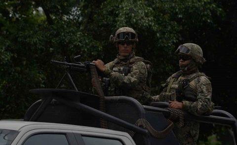 Emboscada deja dos soldados muertos en Guerrero