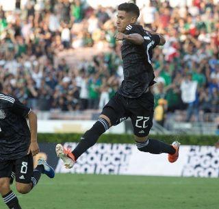 México debuta en la Copa Oro goleando a Cuba 7 – 0