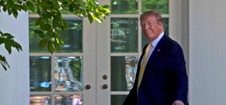 """Trump: México hace """"muy buen trabajo"""" para frenar migrantes; Guatemala sería tercer país seguro"""