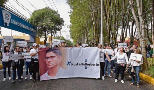 Destituyen a encargado de investigación del secuestro de universitario en la CDMX