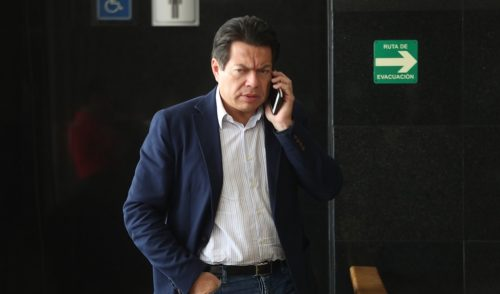 Mario Delgado vulneró principio de imparcialidad, determina Tribunal