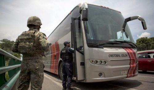 Entre condiciones precarias, policías federales son forzados a conformar la Guardia Nacional