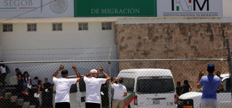 Más de 500 mil migrantes han sido detenidos en México en lo que va de 2019: INM