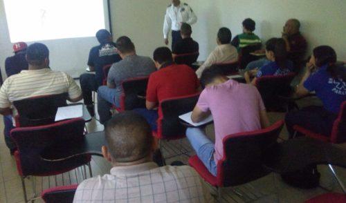Capacita Tránsito de Hermosillo a operadores de vehículos de emergencia