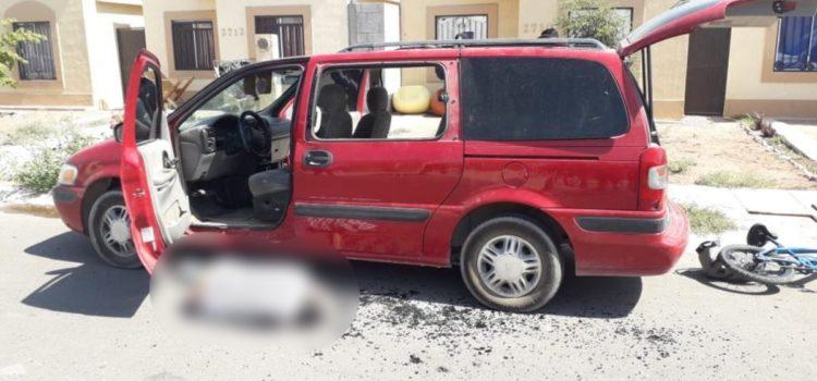 Asesinan a un niño de 3 años y a su padre en Cajeme