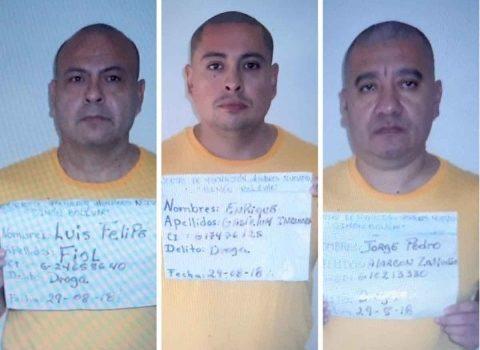 Tres narcos mexicanos se fugan de cárcel en Venezuela