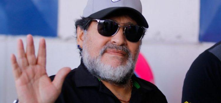 Maradona no seguirá al frente de Dorados