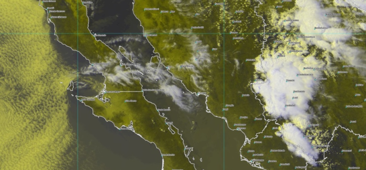 Se prevé viento fuerte y descenso del calor en Sonora