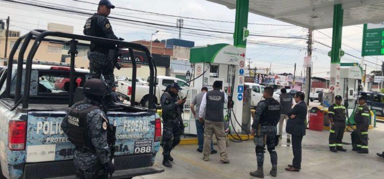 Ni con uso de fuerza se dejaron verificar cuatro gasolineras en Sonora: PROFECO