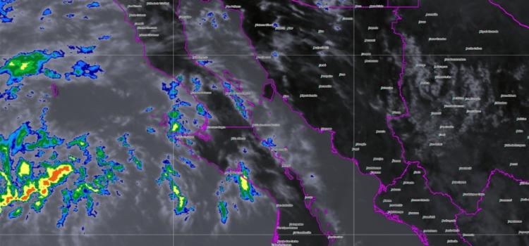 Pronostica CONAGUA ligero descenso en el calor y lluvias para Sonora