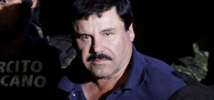 Gobierno de EU exige pago de 12 mil 700 mdd al 'Chapo' Guzmán