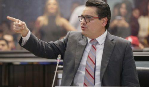 Ante denuncia de Montes de Oca, GPPAN denunciará a Secretario de Gobierno por diversos delitos