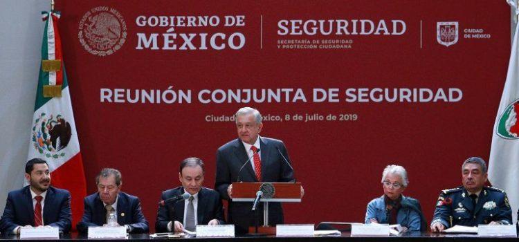 La Policía Federal no está a la altura de las circunstancias: López Obrador