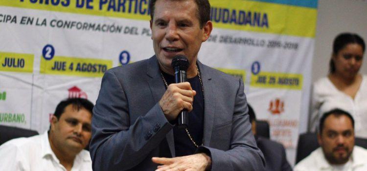 Julio César Chávez denuncia asalto con pistola en CDMX; 'lamentamos lo sucedido', le responde la policía