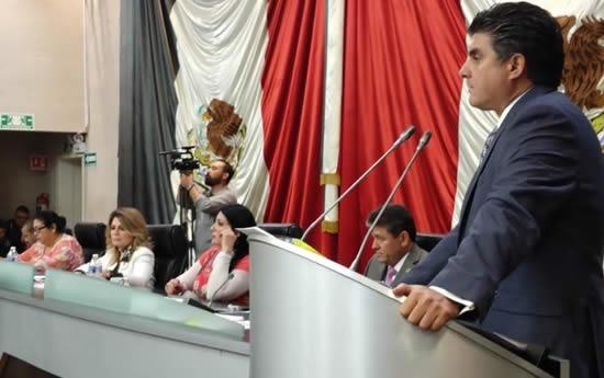 Ningun desacato del Gobierno en caso ISTAI, señala Pompa Corella al comparecer ante el Congreso