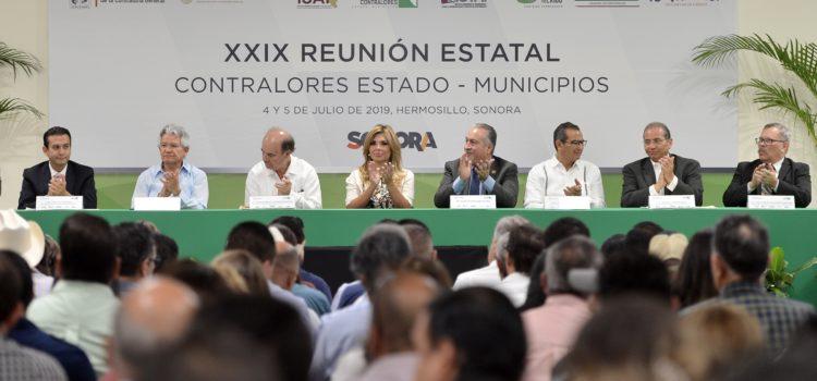 Reconoce Función Pública a Sonora como ejemplo nacional en transparencia
