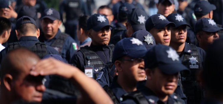 AMLO anuncia acuerdo con policías federales