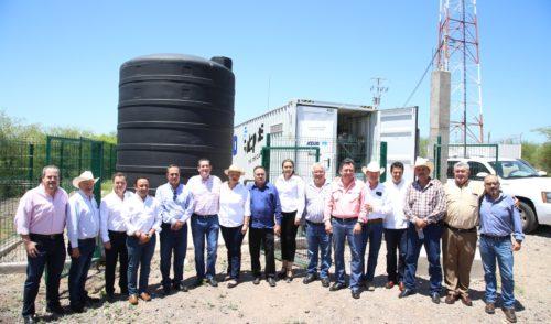 Presenta Gobierno del Estado Proyecto Hídrico y avance de acciones de la Zona Económica Especial del Río Sonora