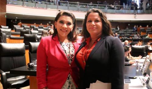 Desde el Congreso de la Unión exigimos justicia para el Mar de Cortés: Lorenia Valles