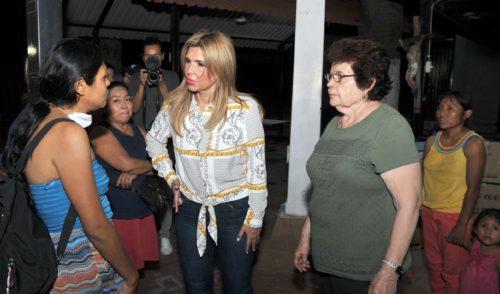 Dona Gobernadora equipos de aire acondicionado en Albergue Luz Valencia