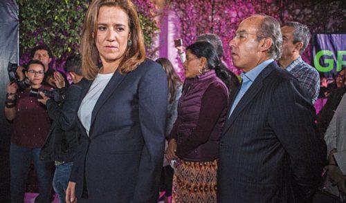 Proyectos partidistas de Elba Esther Gordillo y Hugo Eric Flores avanzan; el de Calderón-Zavala se rezaga