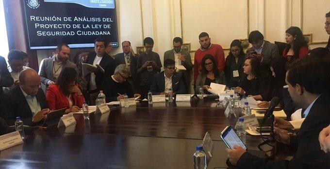 Comisión del Congreso de la CDMX aprueba Ley de Seguridad Ciudadana; va al Pleno