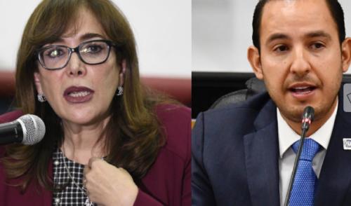 Polevnsky y Cortés chocan por reforma que amplía el periodo de gobierno en BC