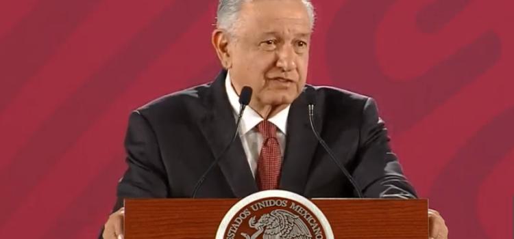 Sobre reunión de Meade y Herrera, AMLO afirma que en este Gobierno hay libertad para hablar con todos