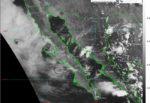 Pronostica la CONAGUA un fin de semana lluvioso para la sierra y sur de Sonora
