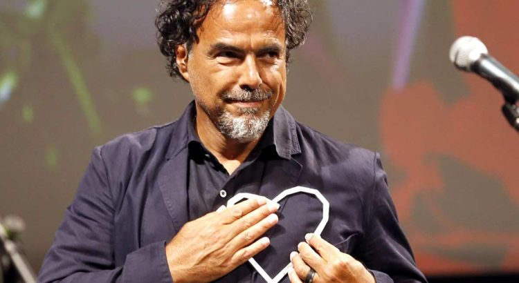 "Recibe González Iñárritu galardón ""Corazón de Honor"" en Festival de Sarajevo"