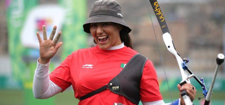 Alejandra Valencia gana oro 37 para México en Juegos Panamericanos