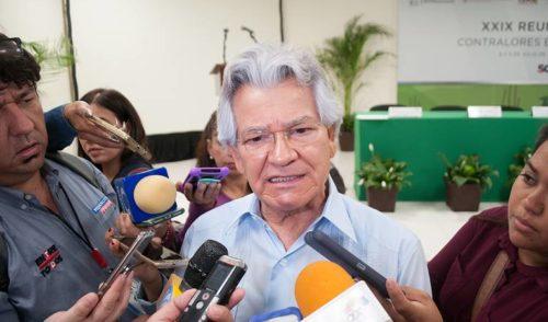 """No he solicitado información a FGR sobre """"Estafa Maestra"""": Murillo Aispuro"""