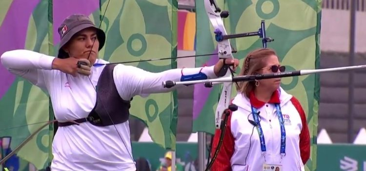 Así avanzó la sonorense Alejandra Valencia a semifinales en Juegos Panamericanos [VIDEO]