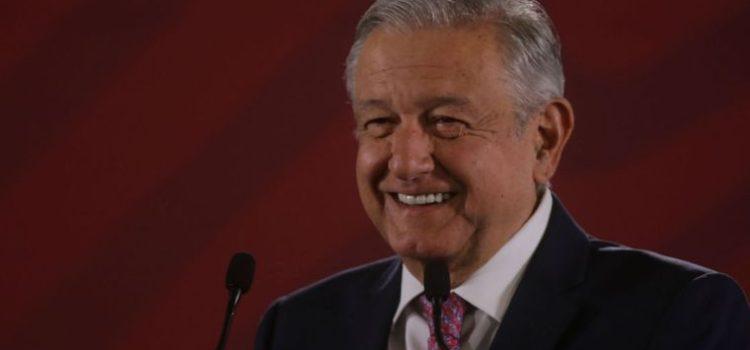 ¿Cuál es el dato del Inegi que AMLO cita para decir que los mexicanos están felices?