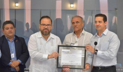 Secretario de Seguridad convoca a integrantes de INCIDE a unir esfuerzos en prevención